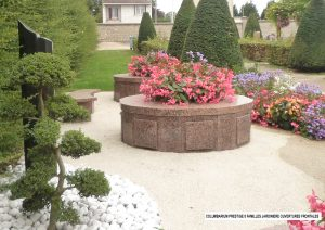 "Prestige 8 familles jardinière ""rose"""