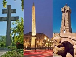 Inspiration: les plus beaux monuments en granit français