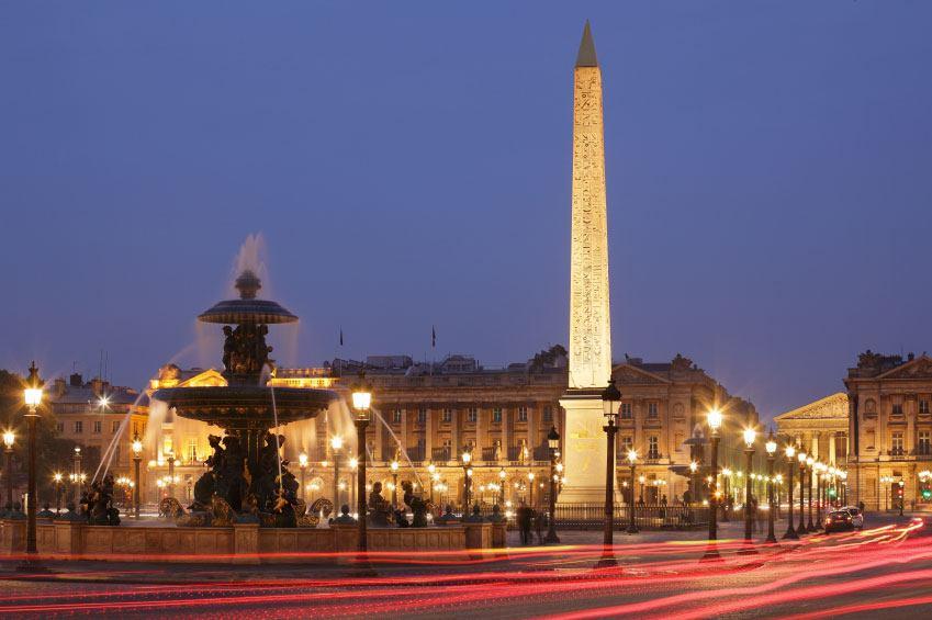 GRANIMOND Obelisque Concorde