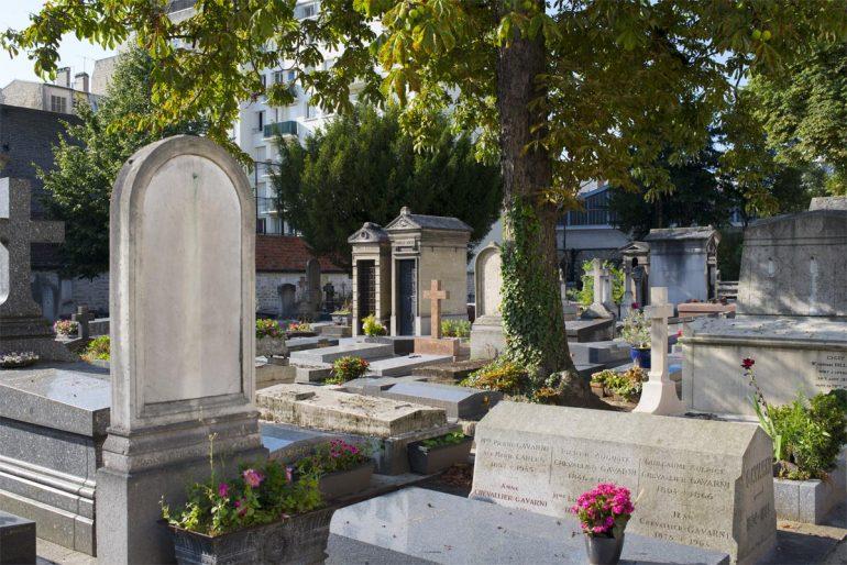 Saturation des cimetières