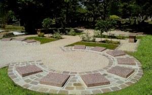 Columbarium au sol