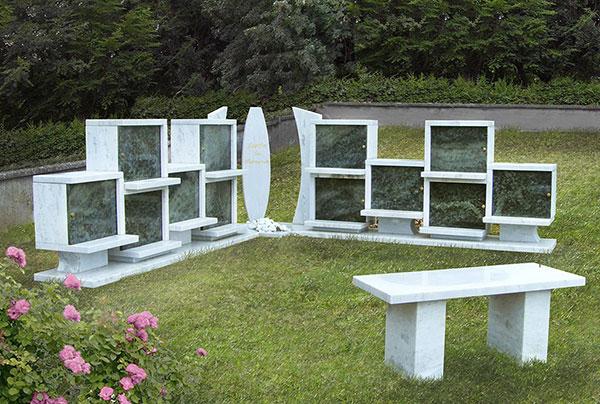 columbarium espace vert