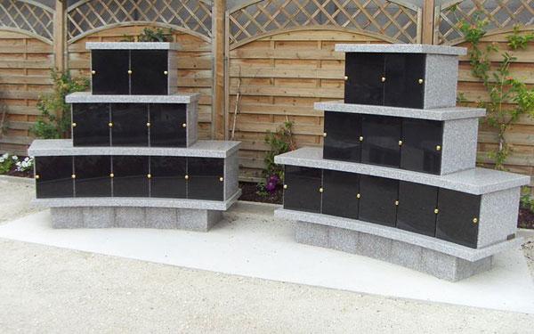 Columbarium gamme Esterel