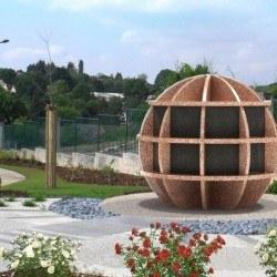 """Globale 20 familles """"rose portes noires"""""""