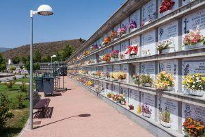 columbarium fleurs