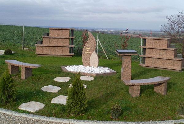 Columbarium Gamme Compact Colonnes
