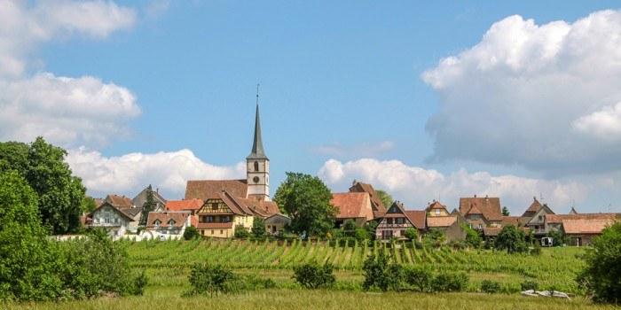 Communes de moins de 2000 habitants